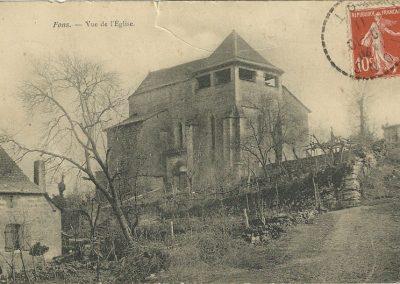 Église Saint André - date inconnue