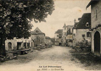 Fons La-grand' Rue - date inconnue