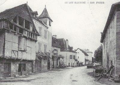 Grande rue - 1908