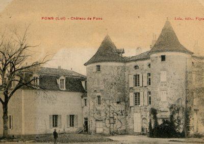Le château du Roc - date inconnue