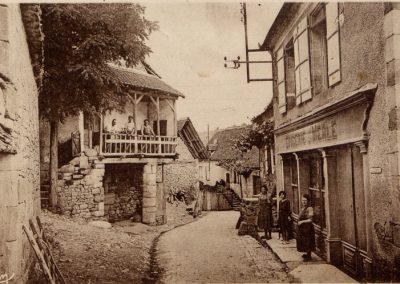 Rue Saint-André - date inconnue