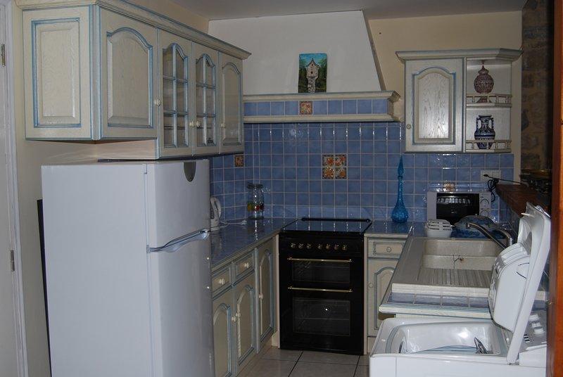 Appartement cuisine Fons