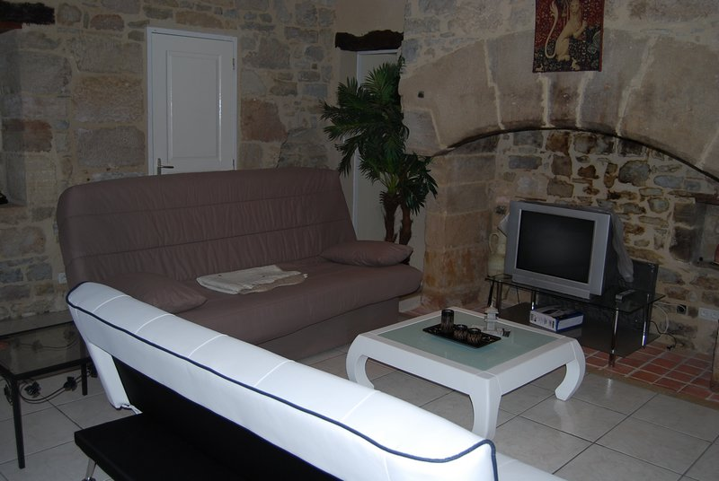 Appartement salon Fons