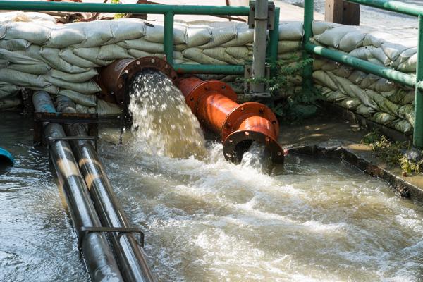eaux usées