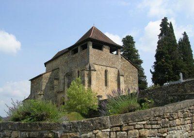 Église Saint-André - Église romane