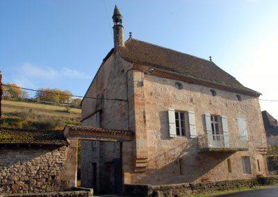 Maison de la cheminée Sarrazine