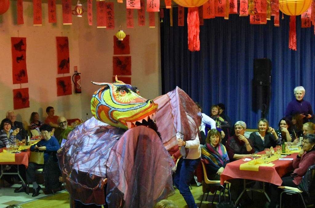 Nouvel An Chinois à Fons : bienvenue au rat d'acier !