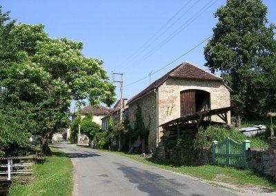 Rue de la Dourmelle