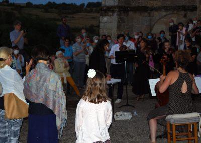 Concert église de Fons