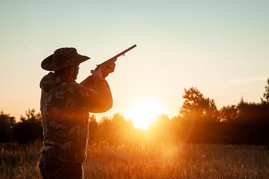 Ouverture de la chasse 2020