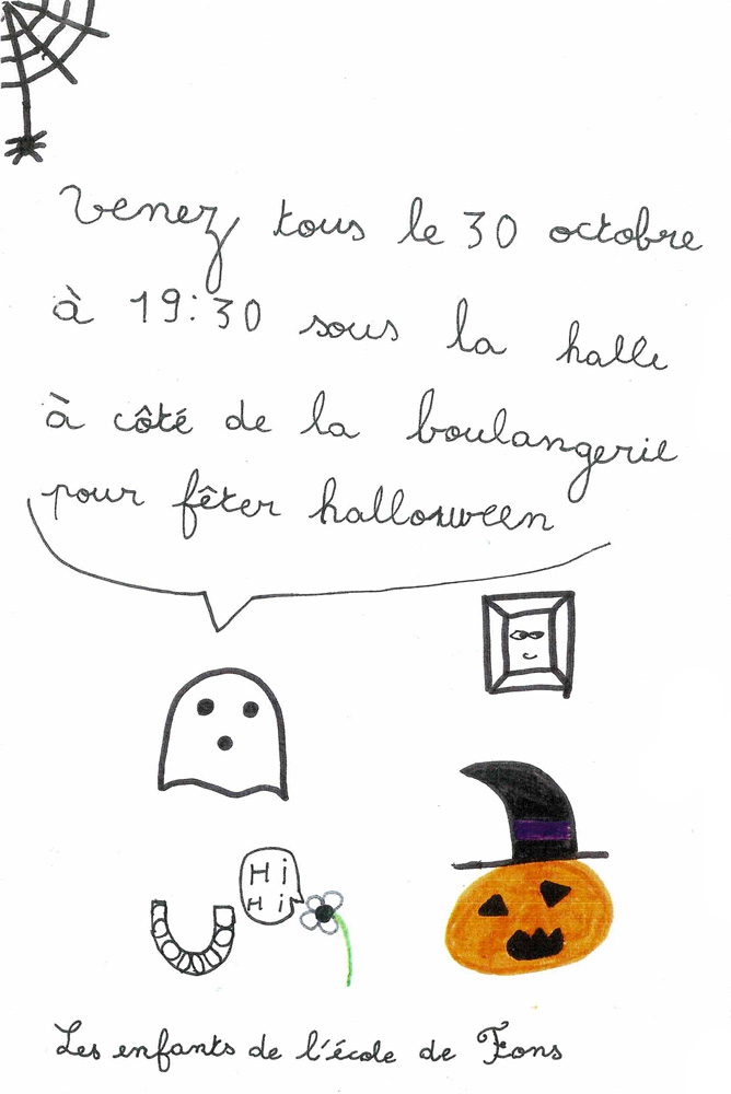 Halloween Fons