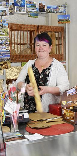 Sylvie dépôt de pain